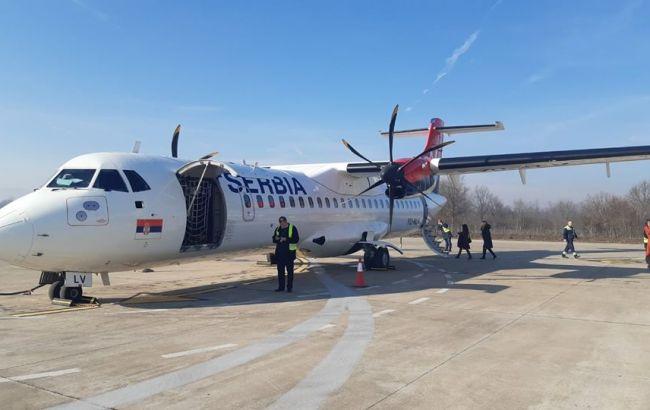 Air Serbia запускає нові рейси зі Львова в Белград