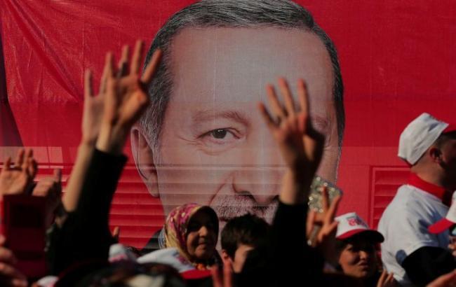 Фото: в ОБСЕ заявили о нарушениях во время референдума в Турции