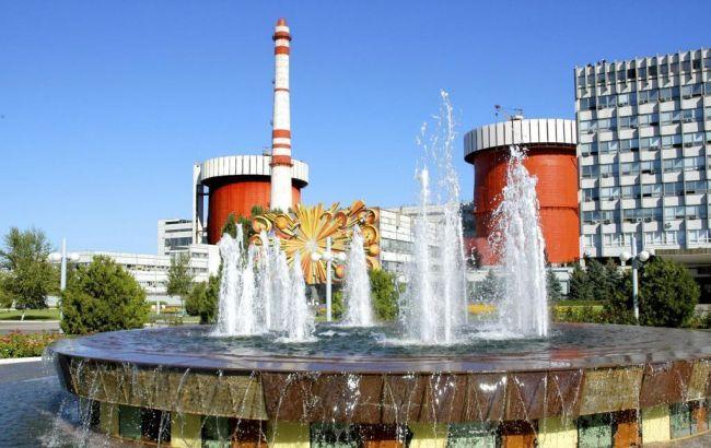 Фото: Южно-Українська атомна електростанція