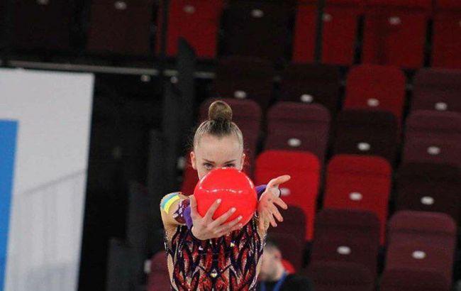 Украинские гимнастки не заняли призовых мест на Гран-при Москвы