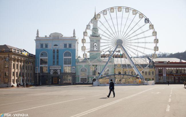 Суд Києва скасував пішохідну зону на Контрактовій площі