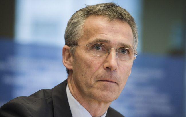 Фото: Йенс Столтенберг назвал главные угрозы для НАТО