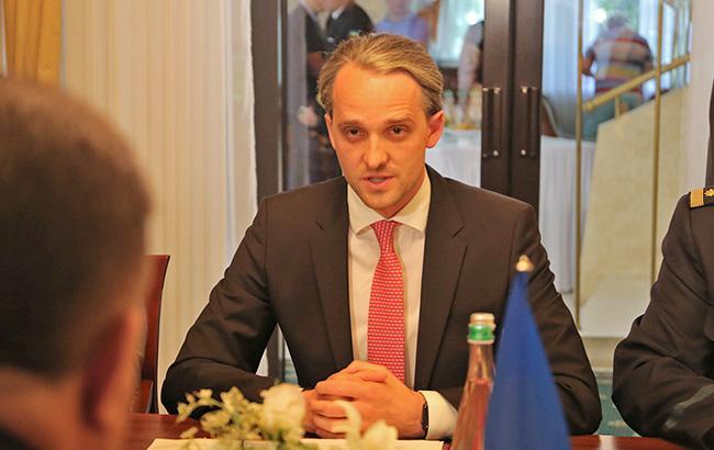 Министр обороны Молдовы заявил о поддержке Украины