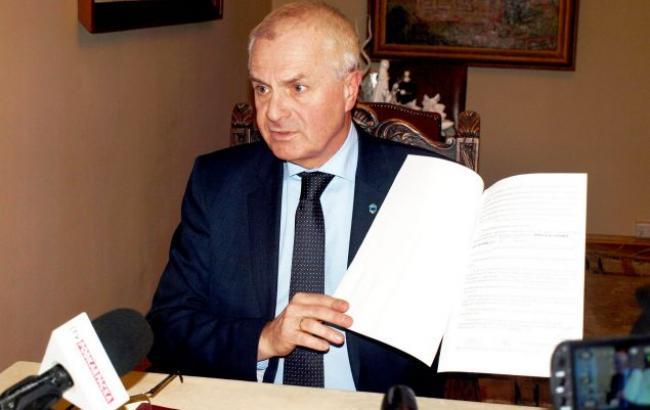 Меру польського Перемишля заборонили в