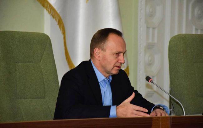 В Чернигове мэром переизбрали Атрошенко