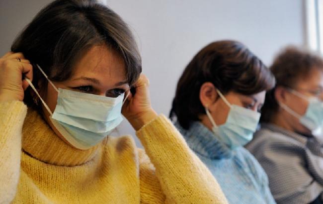 Фото: грип в Україні