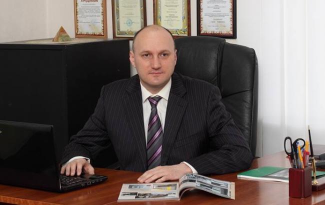 Фото: мэр города Ромны Сергей Салатун