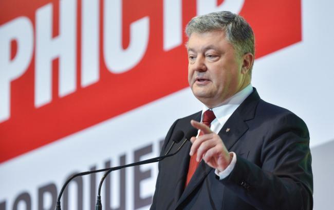 Порошенко анонсировал заседание Нацсовета реформ