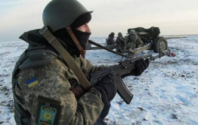 Бойовики зосередили основний вогонь в районі Дебальцево, - штаб АТО
