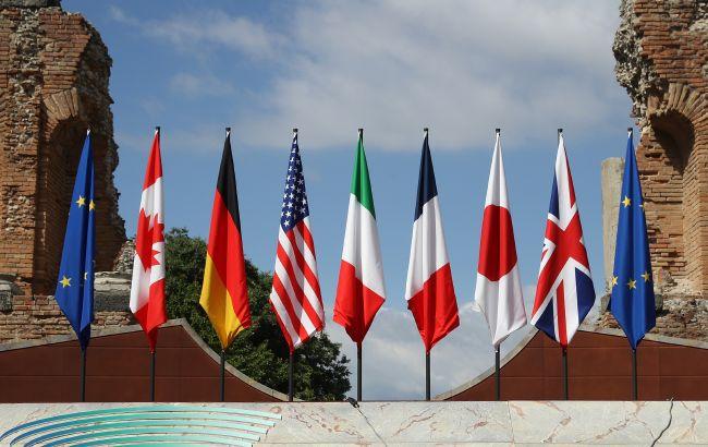 У G7 закликали відкласти призначення до КСУ та Вищої ради правосуддя