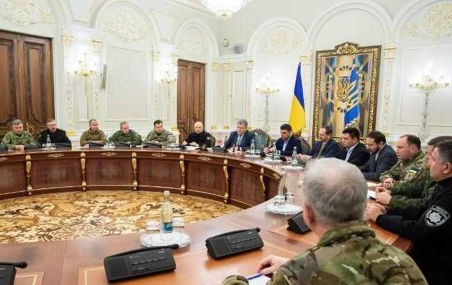 Введення воєнного стану в Україні: головне