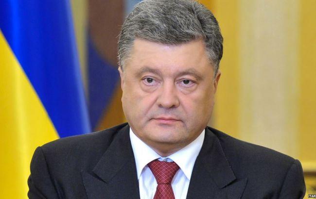 Порошенко сподівається, що ЄС продовжить секторальні санкції проти РФ