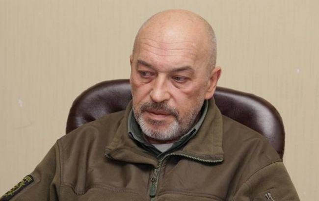 Фото: Георгій Тука розповів про закриття пропуску в Крим