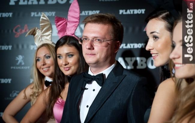 Украинский Playboy не откажется от обнаженных фото
