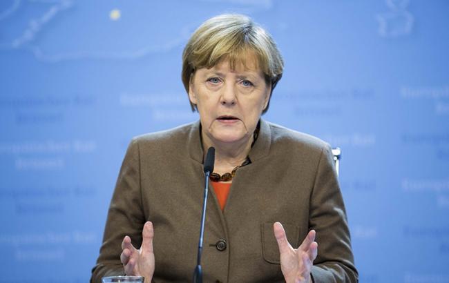 Реалізація мінських угод допоможе поліпшити відносини з РФ, - Меркель