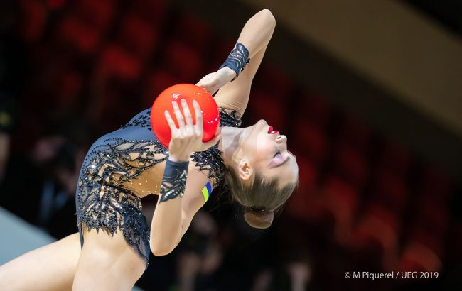 Чемпионат Европы по художественной гимнастике в Киеве перенесен на ноябрь