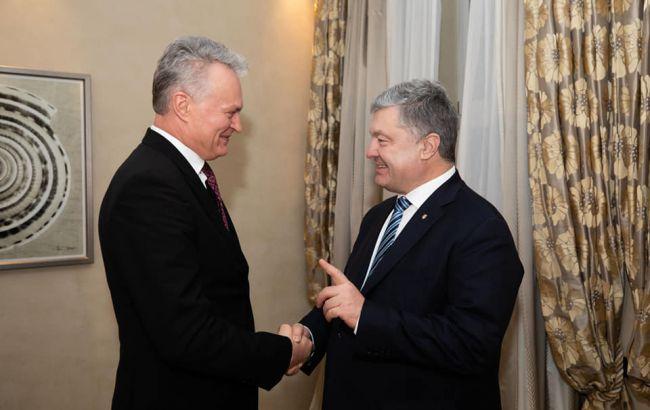У Порошенко заявили, что он провел в Мюнхене более 30 встреч