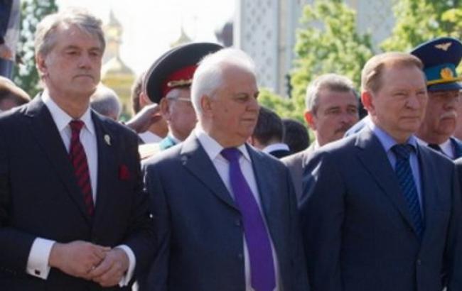 Кравчук, Кучма и Ющенко просят Кличко вернуть дом Сикорского киевской общине