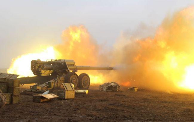 Боевики 10 раз обстреляли силы ООС на Донбассе