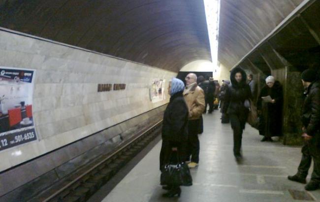 У київському метрополітені сталося задимлення
