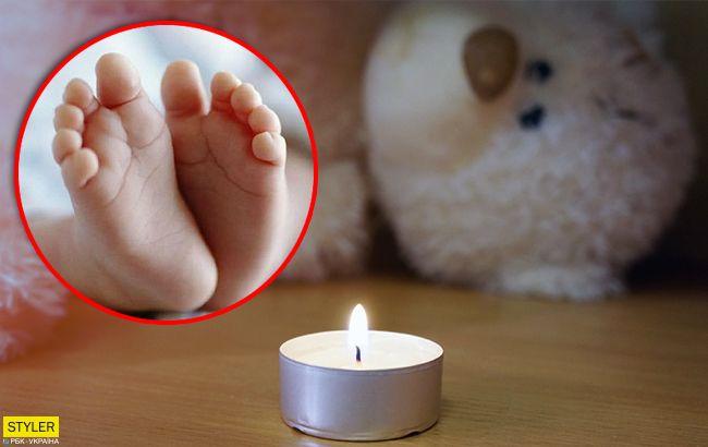 У Тернопільській області померло немовля: деталі трагедії