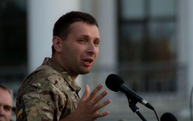Фото: Володимира Парасюка звинувачують у побитті поліцейського