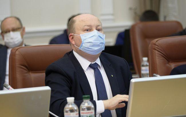 У Кабміні назвали умову введення повного локдауну в Україні