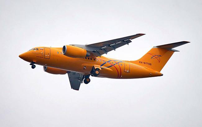 Фото: Самолет Ан-148 разбился в России