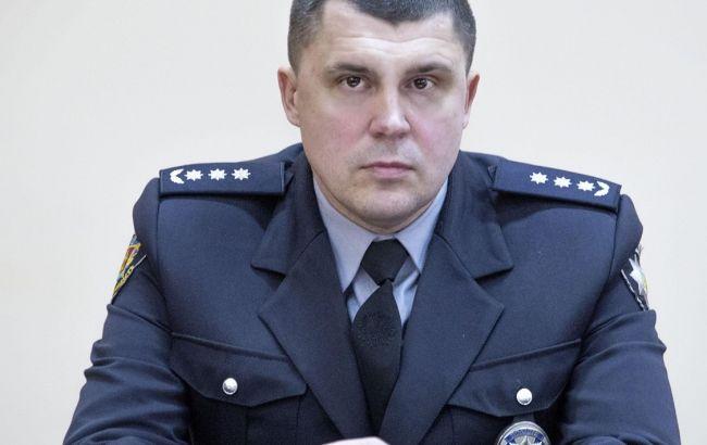 Призначений новий глава поліції Черкаської області