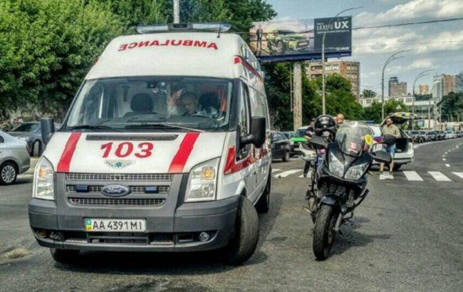 """У Києві на виклики """"швидкої"""" до пацієнтів приїжджатимуть волонтери на мотоциклах"""