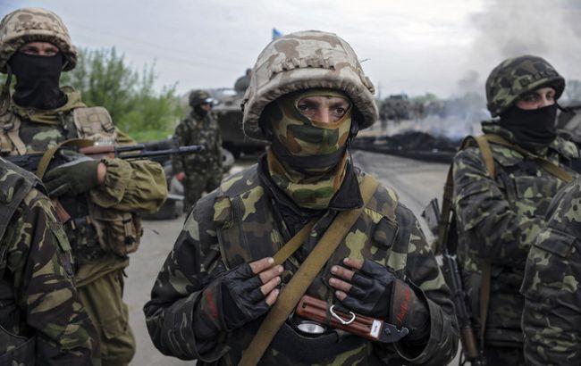 Штаб АТО сообщает об обострении ситуации на Донбассе