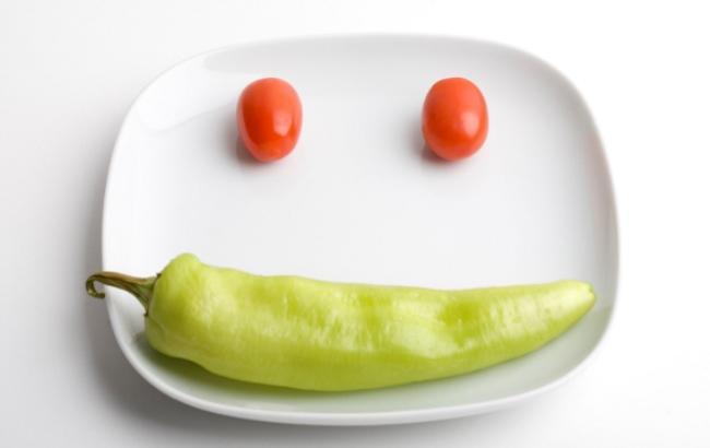 Фото: Вегетаріанство (woman.ru)