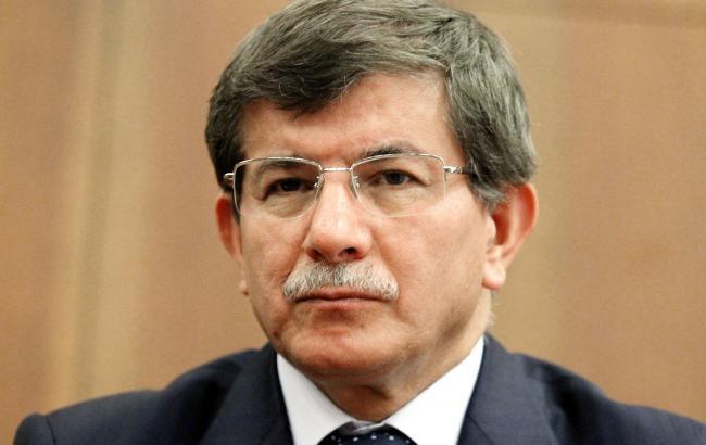 Давутоглу представить Туреччину на саміті з ЄС