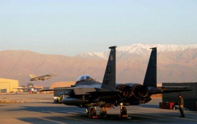Фото: авиабаза НАТО в Баграме