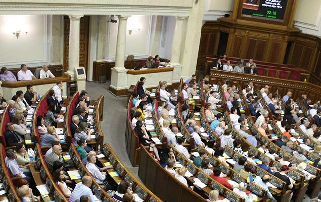 Рада відмовилася включати до порядку денного скасування е-декларацій для громадських активістів