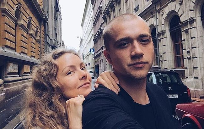 Фото: Алена Шоптенко с мужем (Instagram/Алексея Иванова)