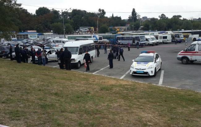 Поліція заявила про затримання вбивці патрульних у Дніпрі