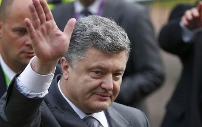 Україна поки не готова до вступу в НАТО, - Порошенко