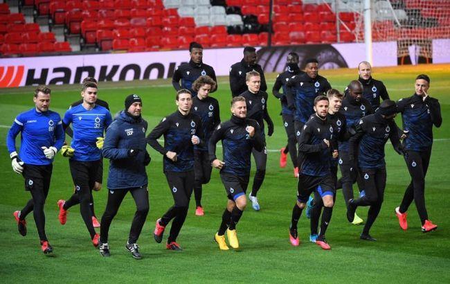 У чемпіонаті Бельгії ще не прийняли рішення про дострокове завершення