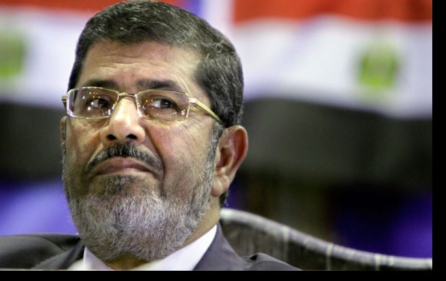 Фото: екс-президент Єгипту Мурсі був засуджений до довічного терміну