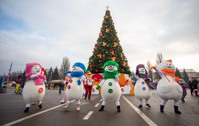 Понад мільйон українців проводили зиму на ВДНГ