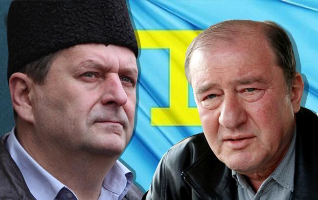 Фото: Ахмет Чийгоз і Ільмі Умеров (колаж РБК-Україна)