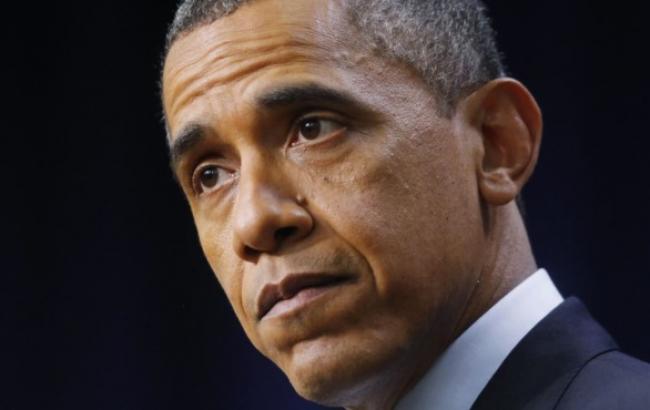 Обама подписал указ о новых санкциях в отношении Крыма