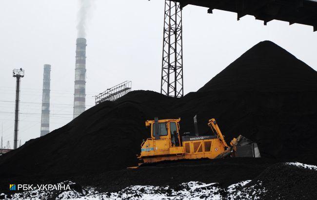 Сентябрь начался с роста запасов угля на ТЭС, - Минэнерго