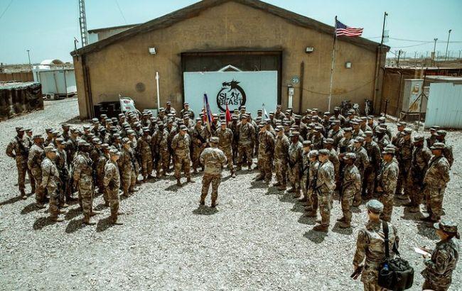 В Іраку американські військові бази обстріляли ракетами