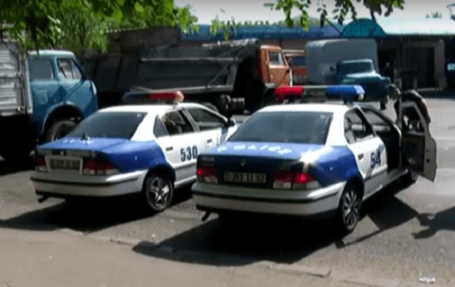 Фото: с нападающими в Ереване продолжаются переговоры