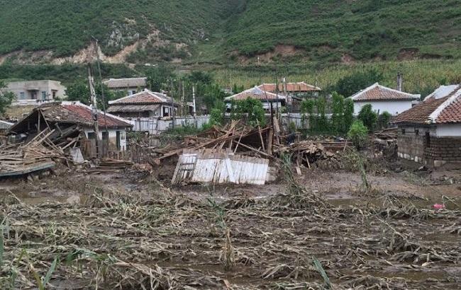 Красный Крест предупредил огуманитарной катастрофе вКНДР
