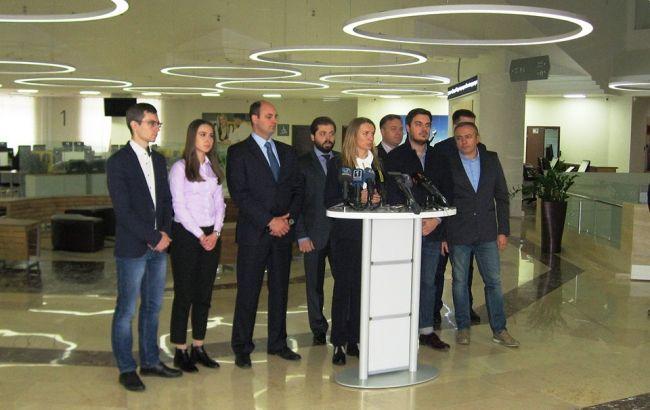 Фото: пресс-конференция глав РГА