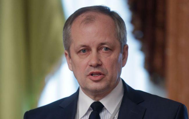 Фото: голова Верховного суду України Ярослав Романюк