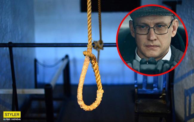 Російський актор повісився вслідчому ізоляторі